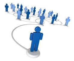Don't stand alone, network